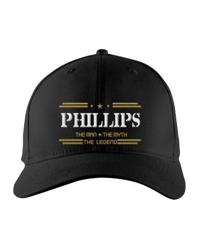 PHILLIPS LEGEND