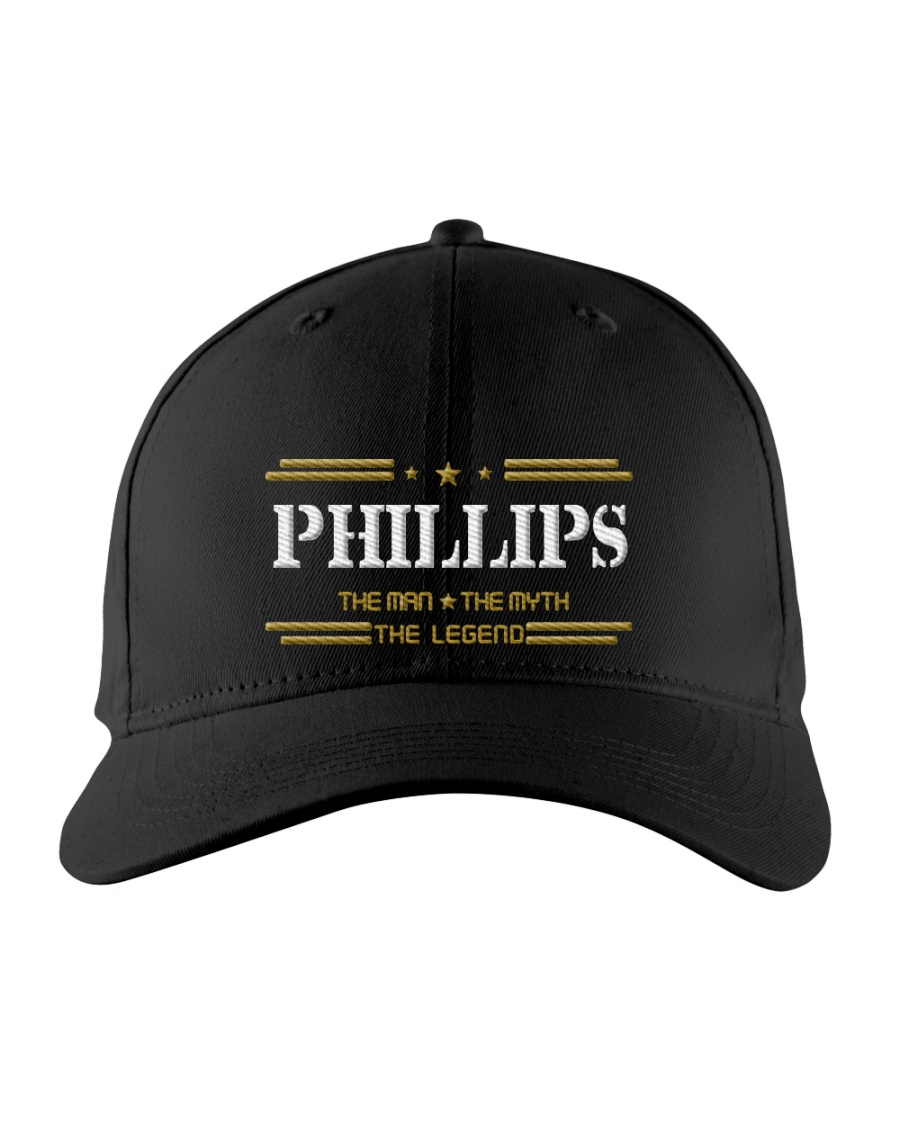 PHILLIPS LEGEND Embroidered Hat