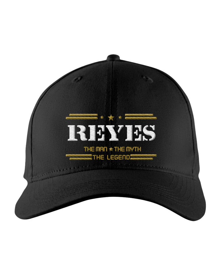 REYES Embroidered Hat