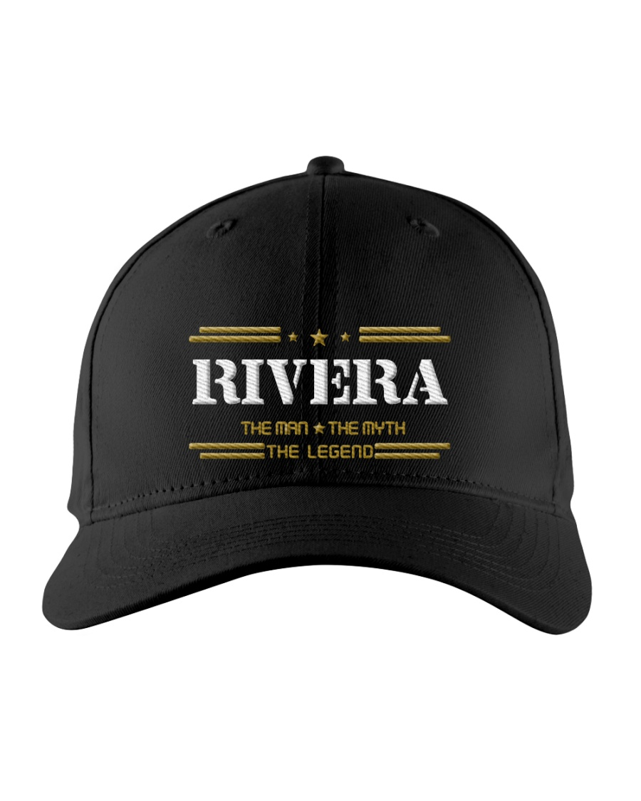 RIVERA Embroidered Hat