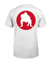 KeygenSumo Classic T-Shirt back