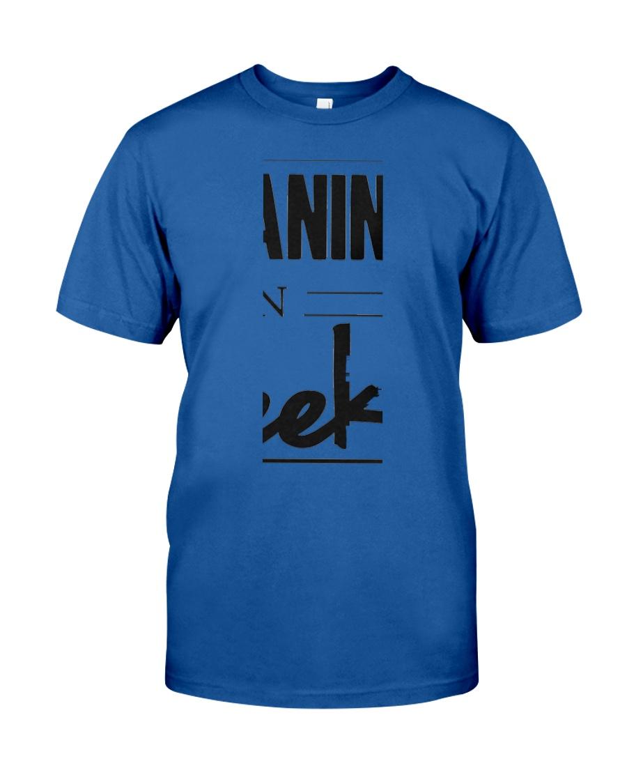Melanin on Fleek22  Classic T-Shirt