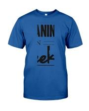 Melanin on Fleek22  Classic T-Shirt front