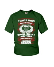 Airborne Airborne Toxic Event Airborne Airborne Fu Youth T-Shirt thumbnail