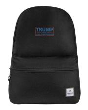 Trump 2020 Fuck Your Feelings hats Backpack thumbnail