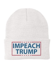 IMPEACH TRUMP 2020 HAT FOR ELECTION  Knit Beanie thumbnail