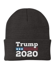 Trump 2020 election Hats Knit Beanie front