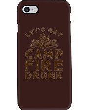 LETS GET CAMPFIRE DRUNK Phone Case thumbnail