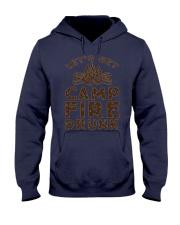 LETS GET CAMPFIRE DRUNK Hooded Sweatshirt thumbnail