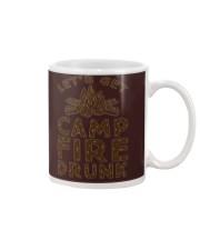 LETS GET CAMPFIRE DRUNK Mug thumbnail