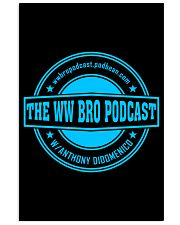The WW Bro Podcast Merch Vertical Poster tile