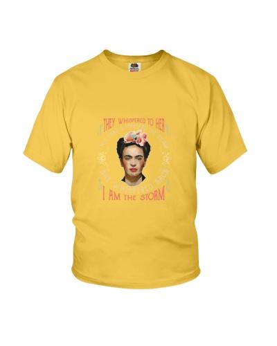 Frida Whispered