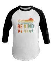 Be Kind Baseball Tee thumbnail