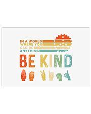 Be Kind 17x11 Poster thumbnail