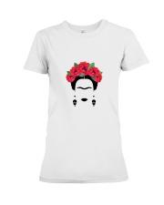 Frida silhouette Premium Fit Ladies Tee thumbnail
