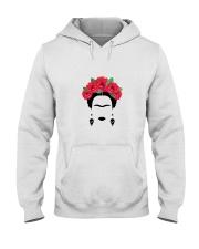 Frida silhouette Hooded Sweatshirt thumbnail
