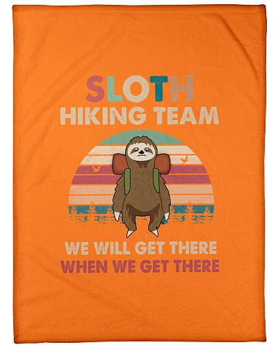 Sloths Don't Hike