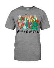 Friends are Golden Premium Fit Mens Tee front