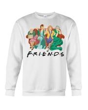 Friends are Golden Crewneck Sweatshirt thumbnail