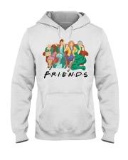 Friends are Golden Hooded Sweatshirt thumbnail