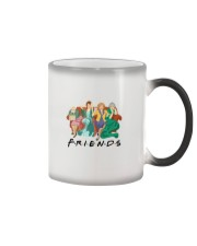 Friends are Golden Color Changing Mug thumbnail