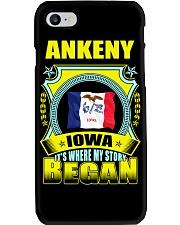 My story began in Ankeny-IA TShirt Phone Case thumbnail