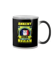 My story began in Ankeny-IA TShirt Color Changing Mug thumbnail