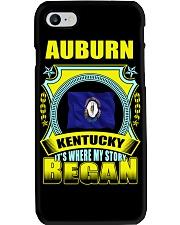 My story began in Auburn-KY TShirt Phone Case thumbnail