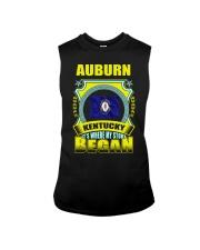 My story began in Auburn-KY TShirt Sleeveless Tee thumbnail