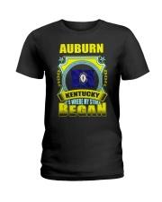 My story began in Auburn-KY TShirt Ladies T-Shirt thumbnail