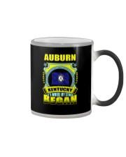 My story began in Auburn-KY TShirt Color Changing Mug thumbnail