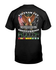 ALL GAVE SOME SOME GAVE ALL BROTHERHOOD Classic T-Shirt back