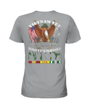 ALL GAVE SOME SOME GAVE ALL BROTHERHOOD Ladies T-Shirt thumbnail