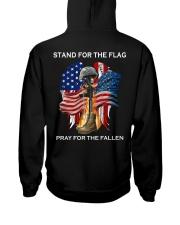 PRAY FOR THE FALLEN Hooded Sweatshirt thumbnail