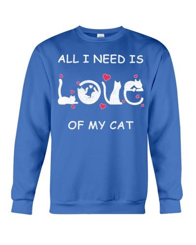 Love of my cat