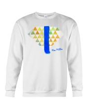 BLUE SLIDE PARK DIAMOND Crewneck Sweatshirt front