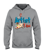 Artist i am Hooded Sweatshirt thumbnail