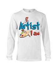 Artist i am Long Sleeve Tee thumbnail