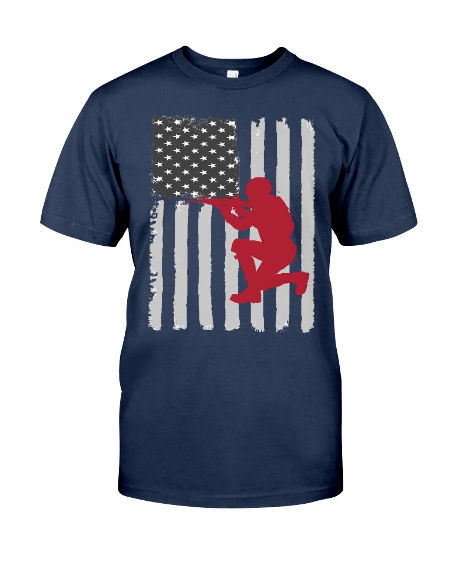 American Apparel Army T-Shirts US Army T-Shirt Classic T-Shirt