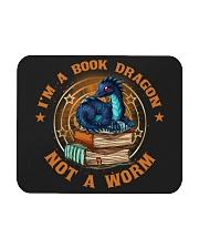 I'M A BOOK DRAGON Mousepad thumbnail