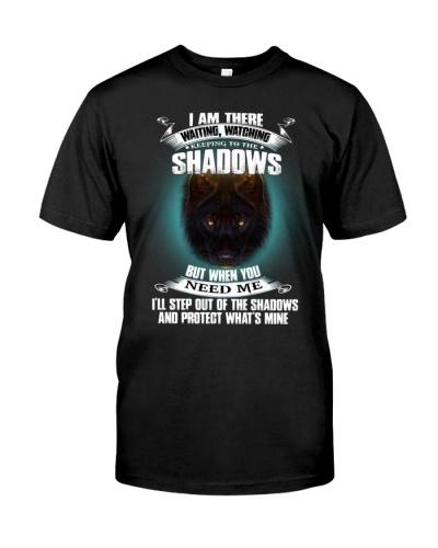 BLACK WOLF SHADOWS