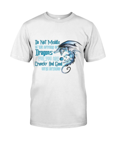 DRAGON DO NOT MEDDLE