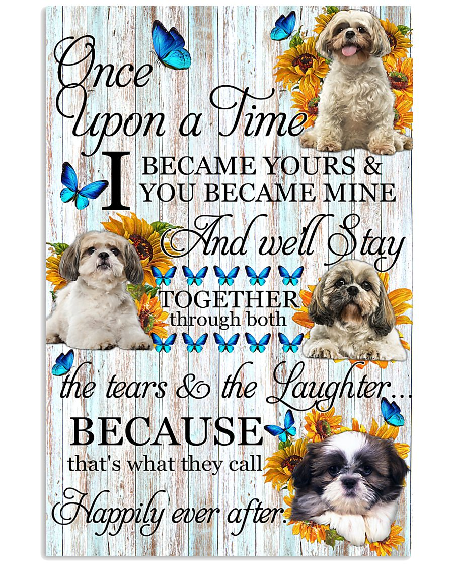 I BECAME YOURS AND YOU BECAME MINE 24x36 Poster