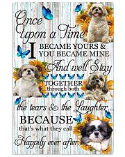 I BECAME YOURS AND YOU BECAME MINE 24x36 Poster front