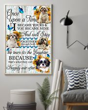 I BECAME YOURS AND YOU BECAME MINE 24x36 Poster lifestyle-poster-1