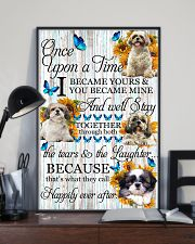 I BECAME YOURS AND YOU BECAME MINE 24x36 Poster lifestyle-poster-2