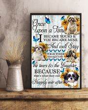 I BECAME YOURS AND YOU BECAME MINE 24x36 Poster lifestyle-poster-3