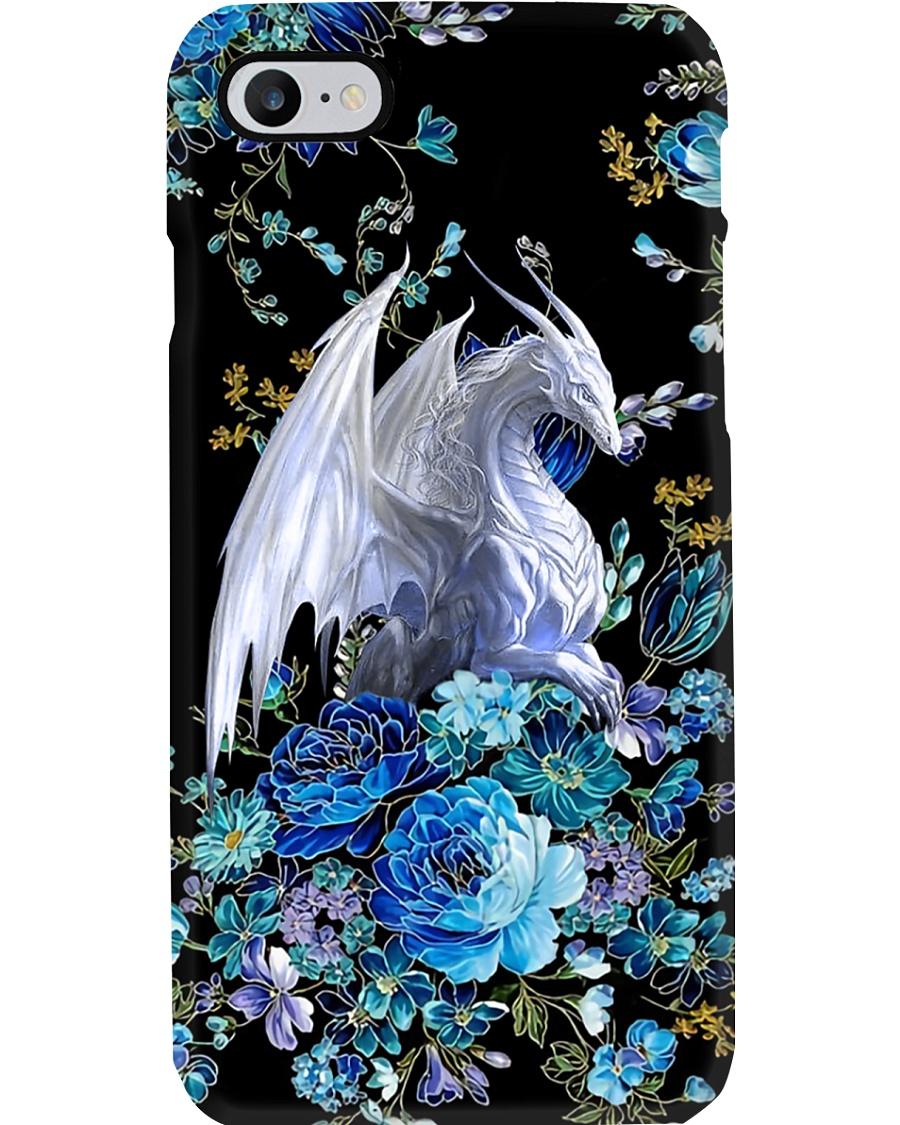 WHITE DRAGON Phone Case