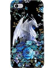 WHITE DRAGON Phone Case i-phone-7-case