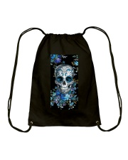 DAY OF THE DEAD PHONECASE Drawstring Bag thumbnail